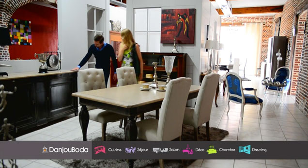 Danjouboda Actualites Cuisine Salle A Manger Salon Chambre