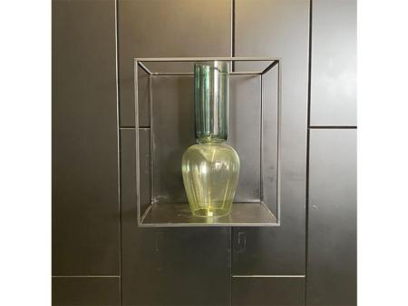 Danjouboda-Vase-degrade-vert-et-transparent
