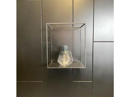 Danjouboda-petit-vase-transparent-degrade-vert