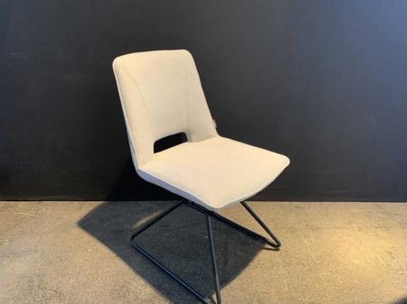 chaise-style-scandinave-gris-pied-metal-danjouboda
