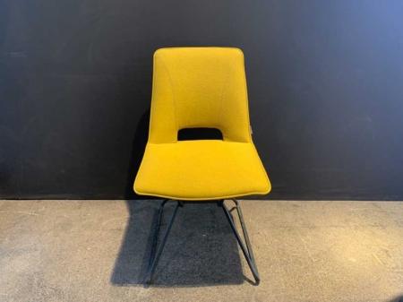 chaise-style-scandinave-jaune-pied-metal-danjouboda