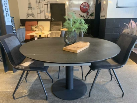 table-ronde-ceramique-design-a-allonges-danjouboda